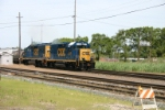 CSX local run gets out of town