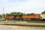 BNSF 4357