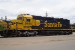 BNSF SD45-2 6458