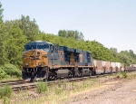 CSX 5399 and 5462