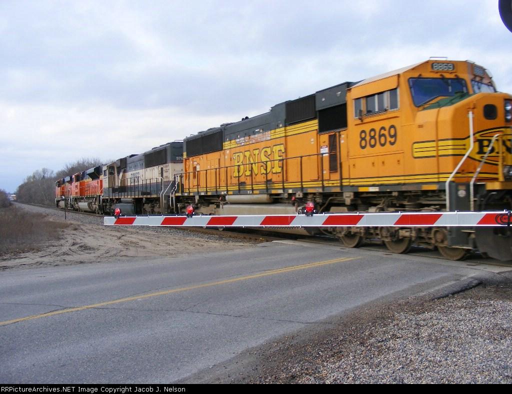 Coal train leaders
