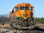 BNSF 2332- Cass Lake Local