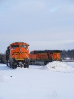 BNSF 9337 and BNSF 5958