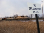 No Trespassing B.N. INC.