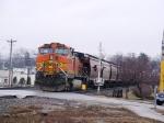 BNSF 4405 (DPU)