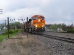 BNSF 7551