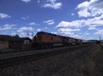 BNSF 4078