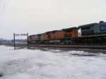 BNSF 717 and BNSF 5171