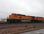 BNSF 5452