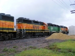 BNSF Power Move