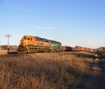 BNSF 2312 and BNSF 2984