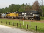 NS 8338, UP 9058, & CSX 7571