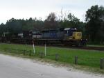 CSX 8097 & NS 9576