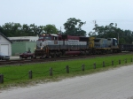 CSX 4677 & 7540