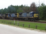 CSX 7637, 7871, & 649