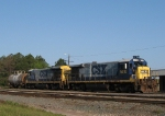 CSXT Valdosta Switcher