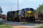 CSX through freight