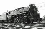 American Freedom Train nearing Homewood, Illinois