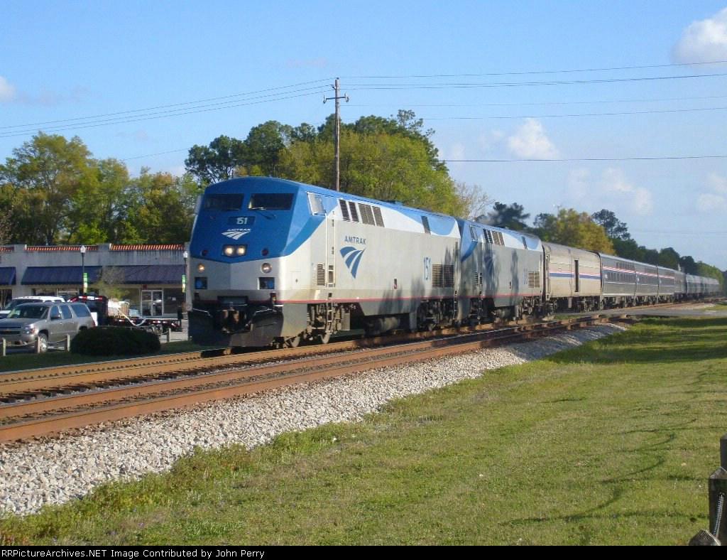 Amtrak #151 & 38