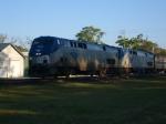 Amtrak #147 & 44