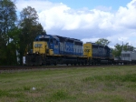CSX #8420 & 8054