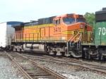 BNSF 5470