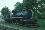 The Valley Railroad (Ex Sumpter & Choctaw Railroad) Baldwin 2-6-2 Steam Locomotive No. 103