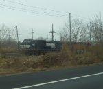 NS 9457 & BNSF 5189