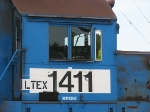 LTEX 1411 Once Owned by NS and Conrail