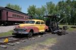 1947 Dodge track inspection sedan