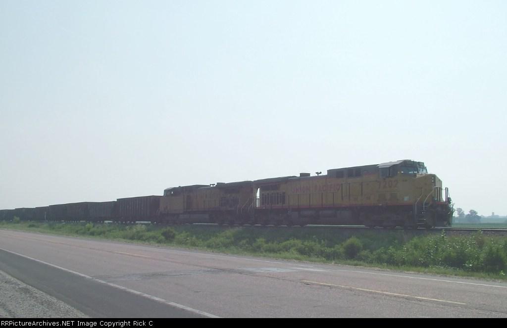 1st Train of 6-15-07