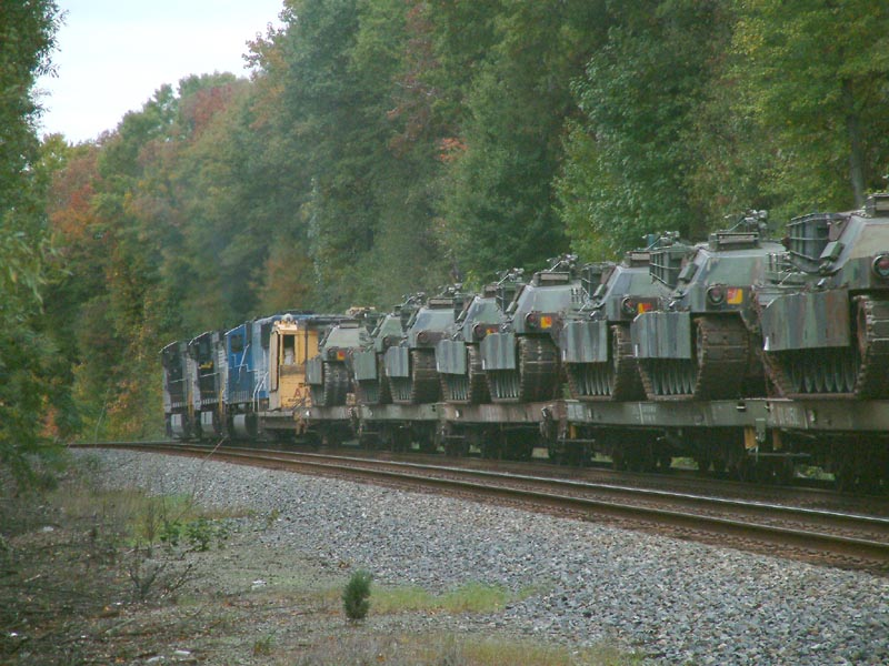 Super tank consist on train 153