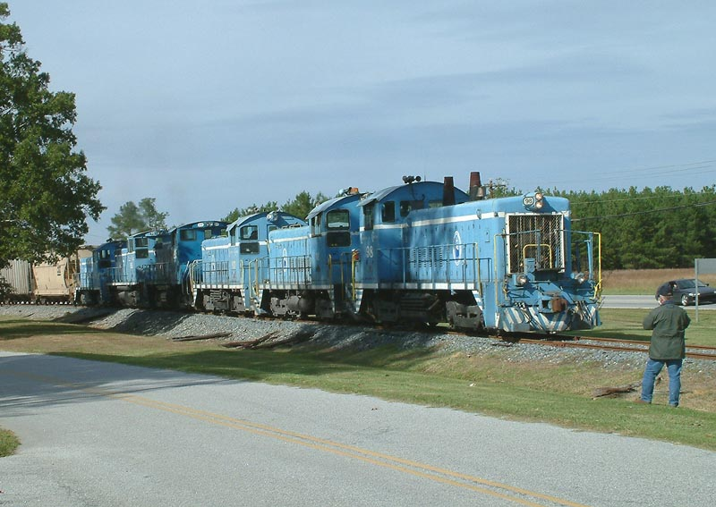 L&C Grain train