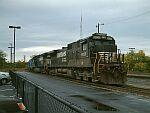 NS Train 118