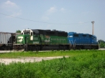 BNSF 3123