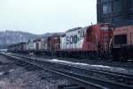 1388-26 MILW and SOO units at Pigs Eye shop