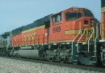 BNSF #9989