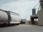 Covered hoppers and tank cars