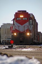 L463 air tests their train prior to departure