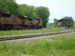 BooVille's rail hub