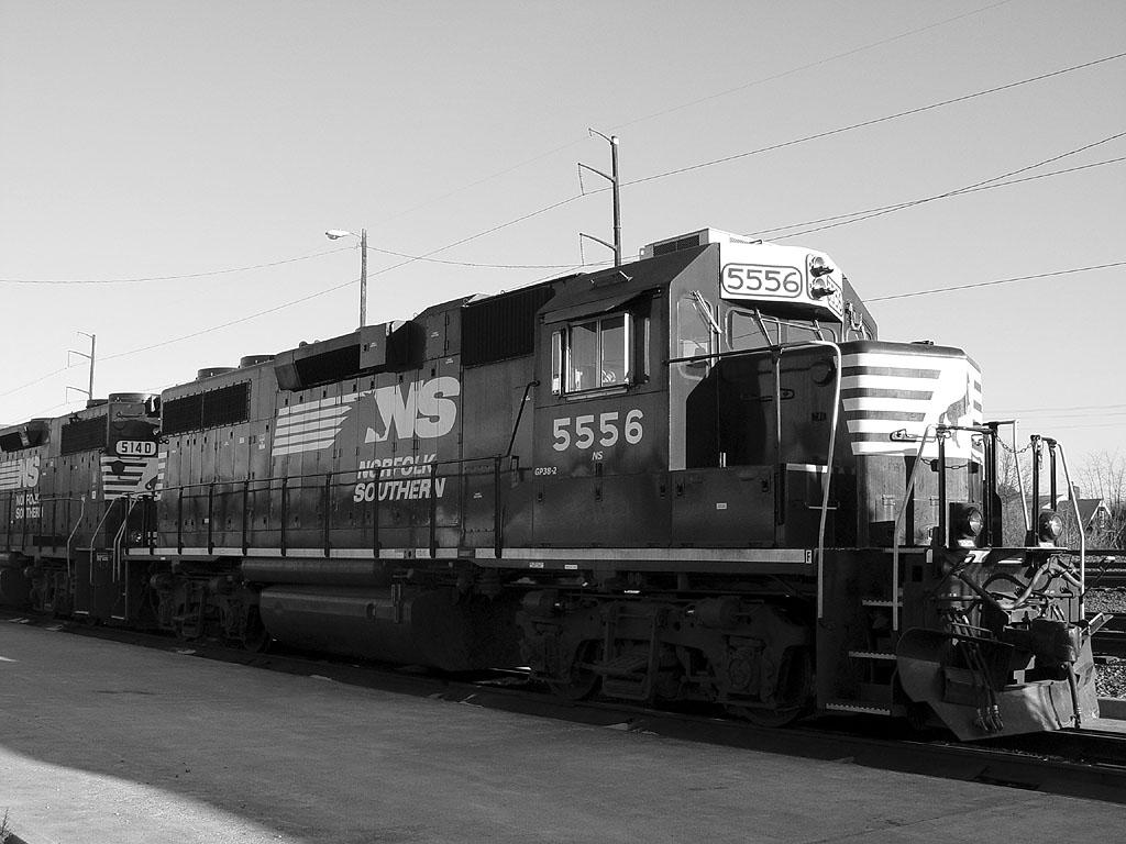 NS 5556 Horsehead Yard Duty