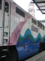 SNDX 908 King Street Station - Race for the Cure Special
