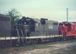 The start up of the AGLF in Albany, GA by G&O Railways