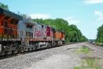 BNSF 4159 eastbound