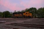 BNSF 8734