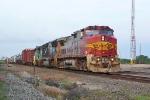 BNSF 641 west