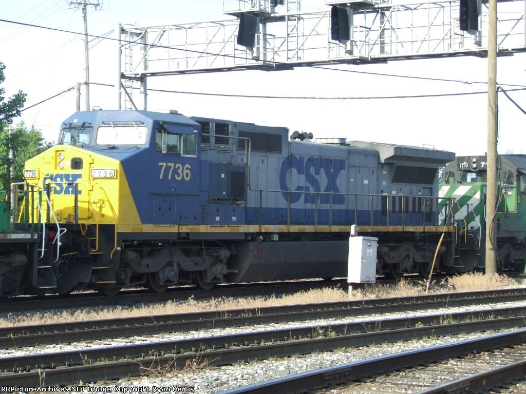 CSX 7736
