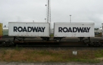 Two Roadway Trailers