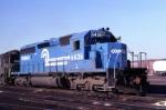 CR SD40-2 6436