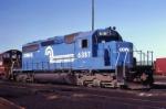 CR SD40-2 6387